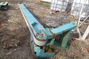 Crosby 17ft Belt  Edger Tailing Device