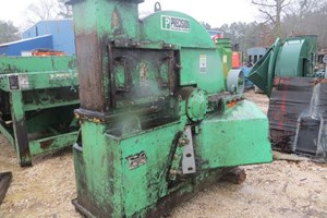 Precision 66in  Wood Chipper - Stationary