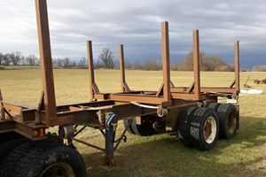 Gindy Trailers 20ft  Trailer-Log