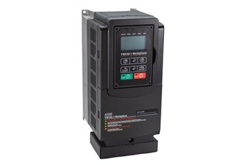 TECO A510 Heavy Duty VFDs Electrical