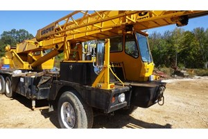 Grove TMS250A  Crane