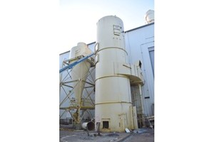Air Cure 484 RF 10  Dust Collection System
