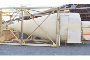 Unknown 13 ft cyclone  Dust Collection System