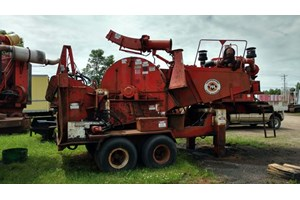 Morbark NCL  Wood Chipper - Mobile