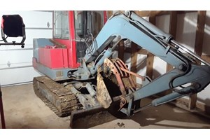 IHI IS-30F2  Excavator-Mini