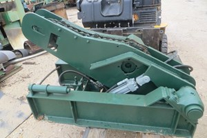 Mellott Chain Type  Log Turner (Sawmill)