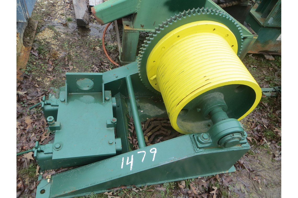 Unknown Drum Carriage Drive (Sawmill) For Sale