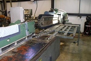 Industrial FJS25  Jointer and Finger Jointer