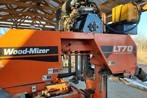 2016 Wood-Mizer LT-70-Super-Hydraulic  Band Mill Thin Kerf