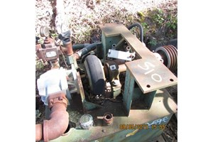 Tyrone-Berry Feed Pump  Carriage Drive (Sawmill)