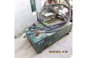 Unknown Tank  Hydraulic Power Pack