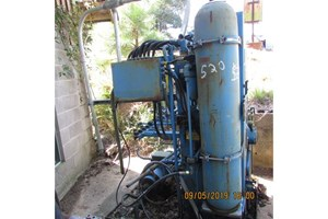 Unknown 10HP  Hydraulic Power Pack