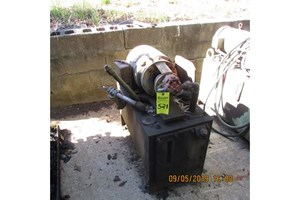 Unknown 5HP  Hydraulic Power Pack