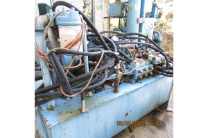 Unknown 30HP  Hydraulic Power Pack