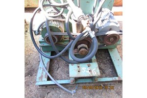 Unknown 7.5HP x 2  Hydraulic Power Pack