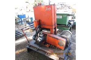 Morbark 20HP  Hydraulic Power Pack