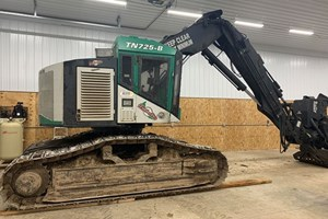 2008 TimberPro 725B  Harvesters and Processors