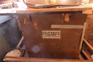 Ritter 3 Spindle  Drill Single-Multiple