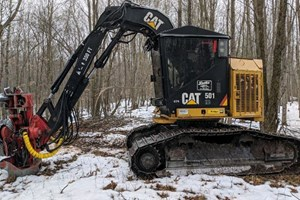 2015 Caterpillar 501HD  Harvesters and Processors