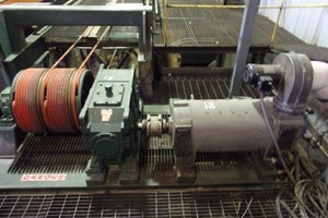 Jacobson DC Drive  Carriage Drive (Sawmill)