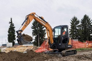 2018 Case CX37C  Excavator-Mini