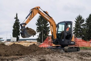 2019 Case CX37C  Excavator-Mini