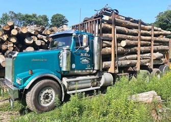 2005 Western Star Log Truck