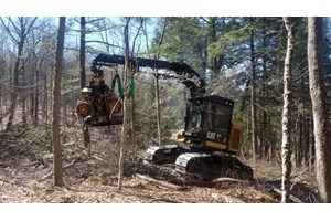 2006 Caterpillar 501-HD  Harvesters and Processors