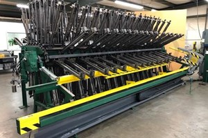 2007 Taylor 20 SECTION-A  Clamp Carrier