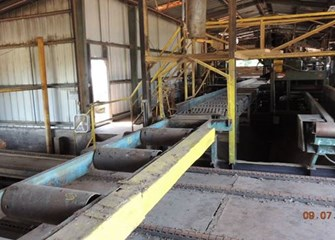 Unknown Live Roll Conveyors