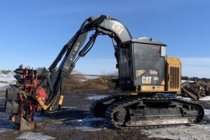 2014 Caterpillar 501HD  Harvesters and Processors