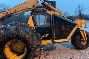 Bell Ultra C  Feller Buncher