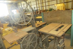 E-L-Essley Mach. Co. Band/Table/Router  Bandsaw