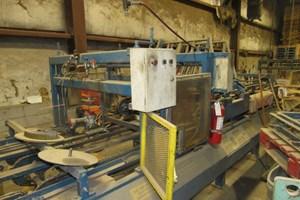 Eagle 4 Stringer  Pallet Nailer and Assembly System