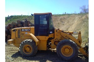 2003 Hyundai Hyundai-HL-730-7  Wheel Loader