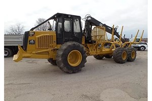 2010 Caterpillar 564  Forwarder