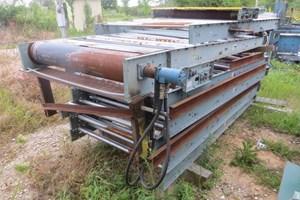Hytrol Conveyor 70ft x 50in  Conveyors-Live Roll