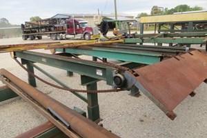 Design Automation 4 Strand  Conveyor Deck (Log Lumber)