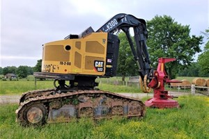 Caterpillar 522  Feller Buncher