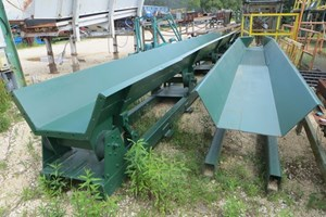 West Salem MBD60-8-56  Conveyor-Vibrating