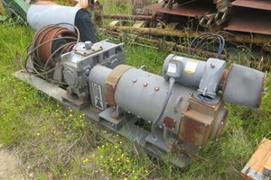 HMC Corp DC Drive  Carriage Drive (Sawmill)