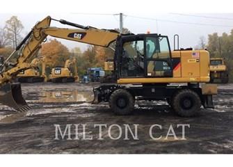 2015 Caterpillar M318F Excavator