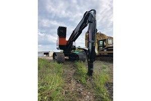 2020 Barko 595B-C  Log Loader Knuckleboom