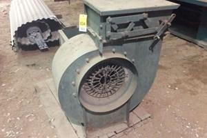 New York Blower Co 182  Blower and Fan