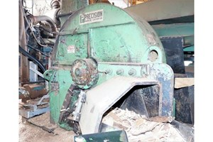 Precision   Wood Chipper - Stationary