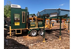 2016 Cord King CS2740  Firewood Processor