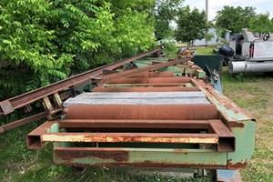 Mellott Outfeed table  Conveyor-Run-Around