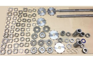 Pendu Mfg Cutters  Parts and Parts Machines
