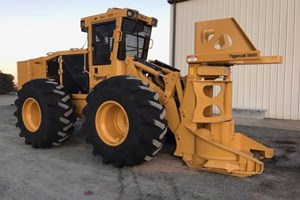 2020 Tigercat 718G  Feller Buncher