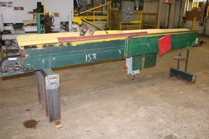 Cornell CLB Infeed  Conveyors Belt
